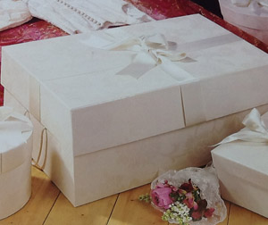 Great Wedding Dress Preservation Box